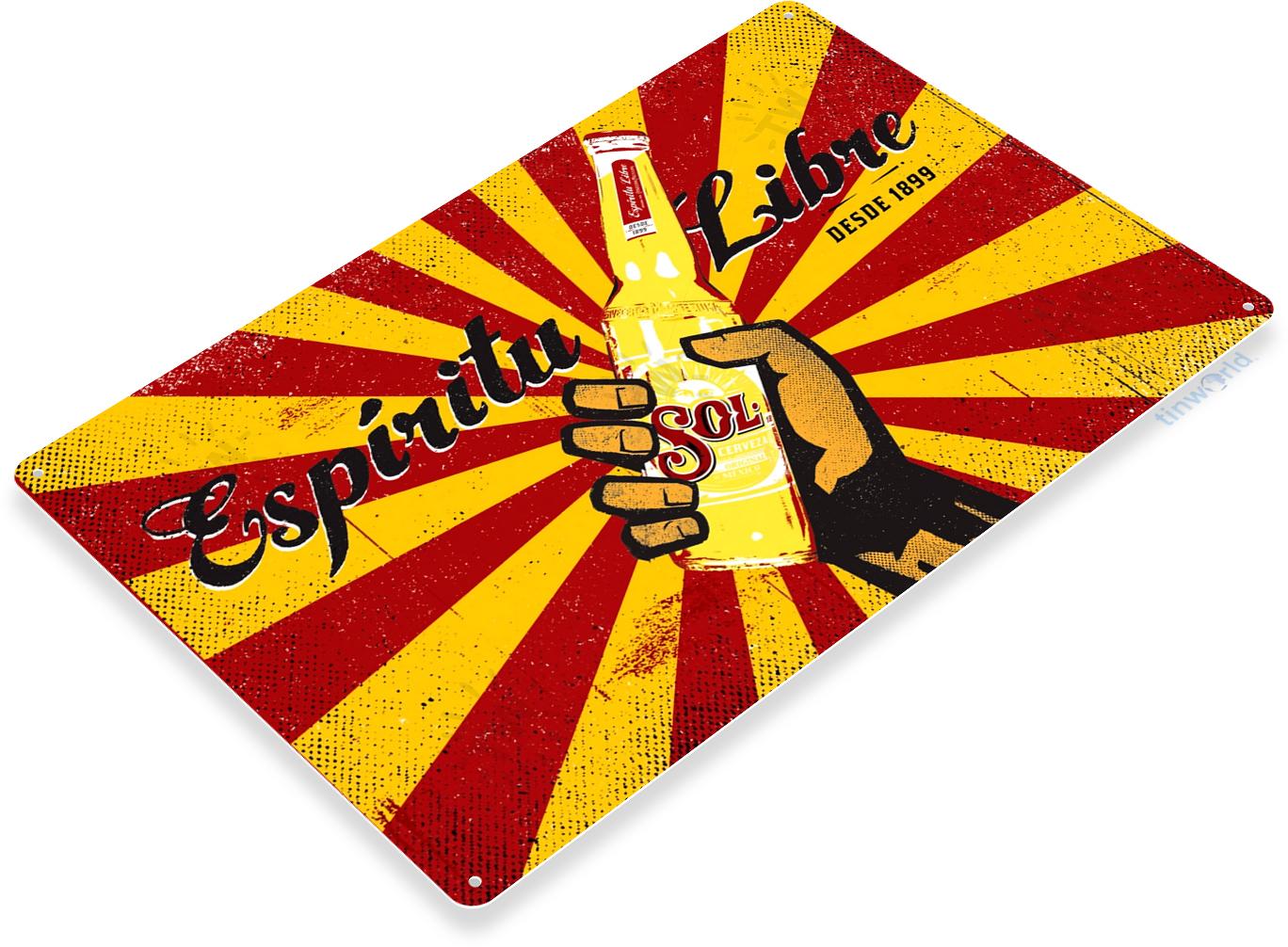 TIN SIGN Sunset Sarsaparilla Retro Cola Sign Coke Kitchen Cottage A173