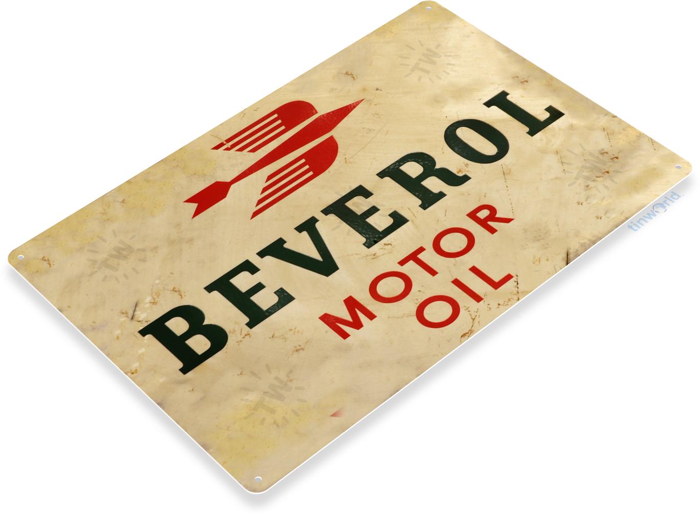 TIN SIGN Texaco Motor Oil Retro Gas Station Sign Garage Cave Auto Shop A176