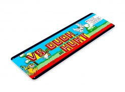 Duck Hunt Marquee Sign Retro Vintage Classic Arcade Gaming Console, Metal Sign, Wall Art C679