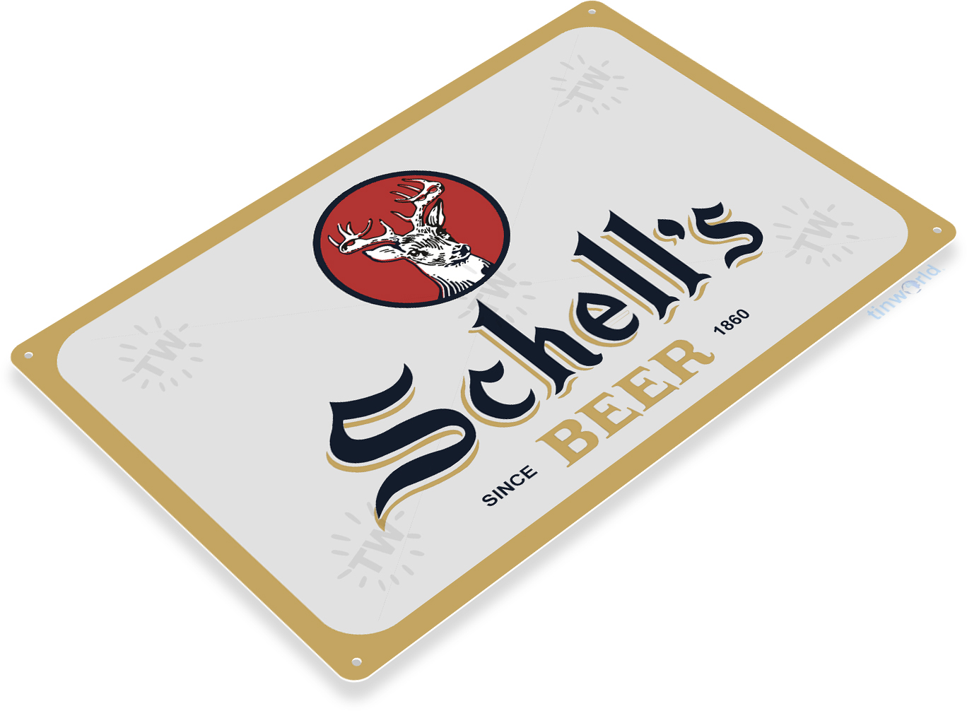 Beer Retro replica vintage style metal tin sign gift pub bar