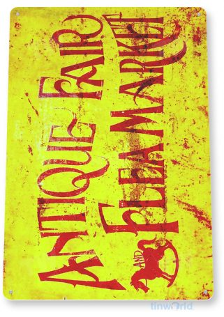 tin sign a215 antique fair flea market rustic sign kitchen cottage tinworld tinsign_com