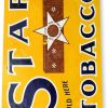 tin sign a741 star tobacco retro rustic cigar sign smoke shop bar cave tinworld tinsign_com