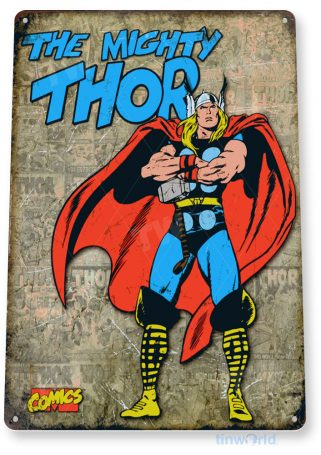 Mighty Thor Sign A939
