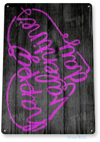 tin sign b417 valentines day rustic holiday heart cottage farm tinworld tinsign_com