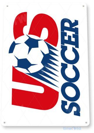 tin sign c165 us soccer sign tinworld tinsign_com