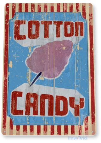 tin sign c893 cotton candy sign tinworld tinsign_com tinworld tinsign_com