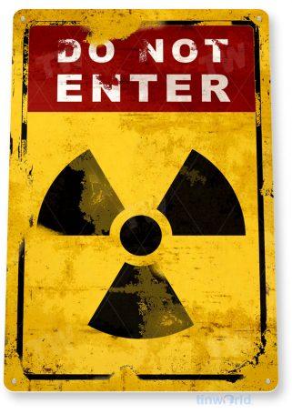 tin sign c900 do not enter sign tinworld tinsign_com tinworld tinsign_com