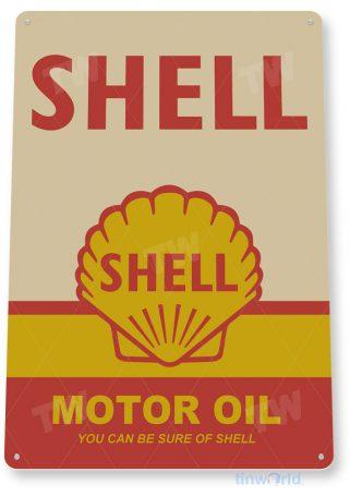 tin sign c991 shell oil sign tinworld tinsign_com tinworld tinsign_com