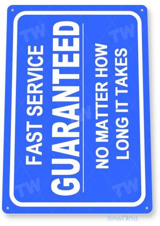 tin sign d031 fast service guaranteed sign tinworld tinsign_com tinworld tinsign_com