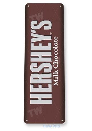 tin sign a082 hershey's chocolate shop store kitchen candy bar tinworld tinsign_com