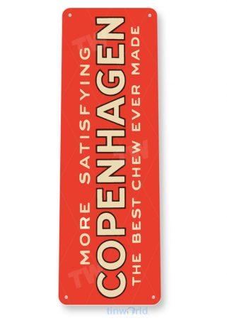 tin sign a308 copenhagen retro red tobacco sign smoke shop cave tinworld tinsign_com