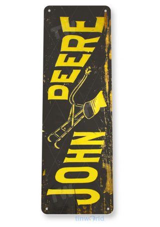 tin sign a455 john deere rustic retro tractor sign kitchen cottage farm tinworld tinsign_com