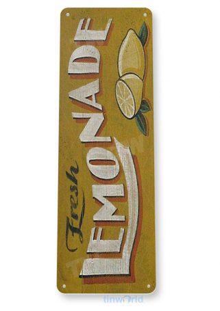 tin sign a472 lemonade stand rustic sign kitchen cottage farm tinworld tinsign_com