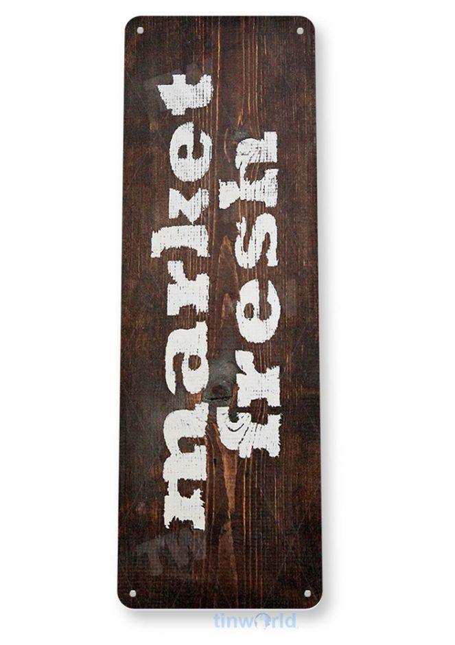 tin sign a487 market fresh rustic sign garden store shop kitchen cottage farm tinworld tinsign_com