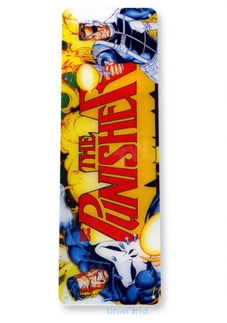tin sign a650 the punisher arcade shop game room marquee sign retro console tinworld tinsign_com