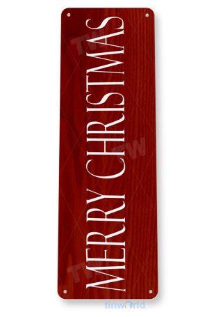 tin sign a970 merry christmas rustic christmas holiday sign cottage farm tinworld tinsign_com