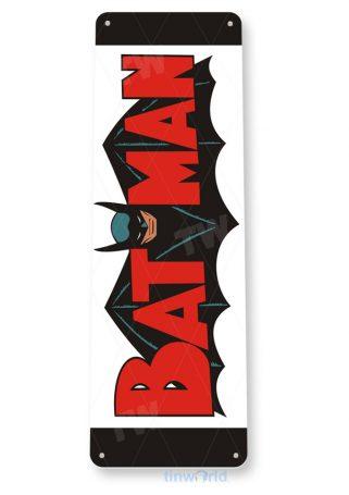 tin sign b109 batman retro superhero comic cartoon batman collection bat cave tinworld tinsign_com