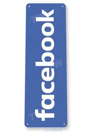 tin sign b142 fb smart phone app icon tinworld tinsign_com