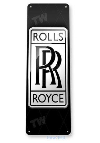 tin sign b197 rolls royce auto shop garage store sign tinworld tinsign_com