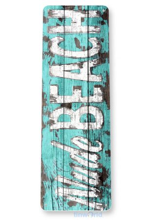tin sign b428 nude beach rustic lake beach house cabin cottage sign tinworld tinsign_com
