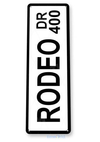 tin sign b903 rodeo dr street sign beverly hill la california tinworld tinsign_com