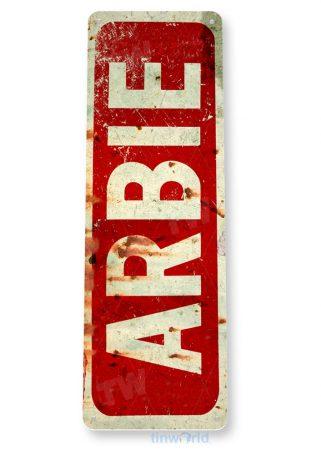 tin sign c850 arbie feeds retro rustic feed seed store farm barn sign tinworld tinsign_com