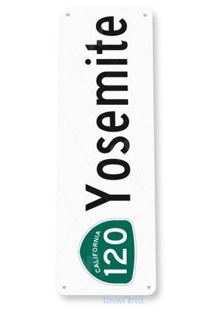 tin sign d022 yosemite sign tinworld tinsign_com tinworld tinsign_com