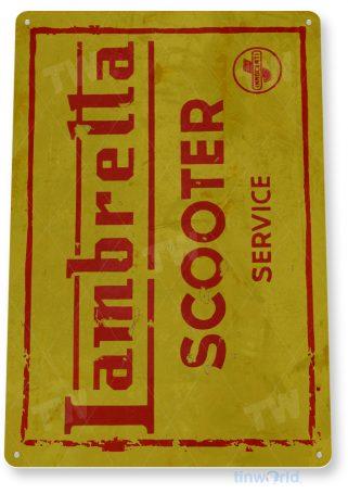 tin sign d065 lambrella sign tinworld tinsign_com