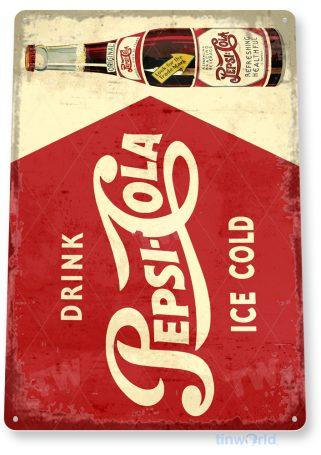 tin sign d069 pepsi cola sign tinworld tinsign_com