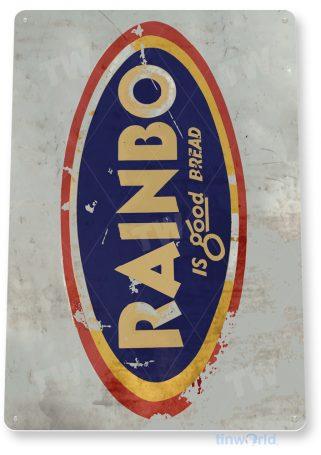 tin sign d074 rainbo bread sign tinworld tinsign_com