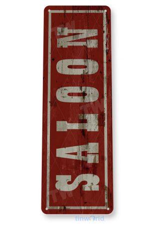 tin sign d075 saloon sign tinworld tinsign_com