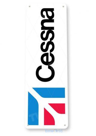 d102 cessna general aviation sign tinworld tinsign_com
