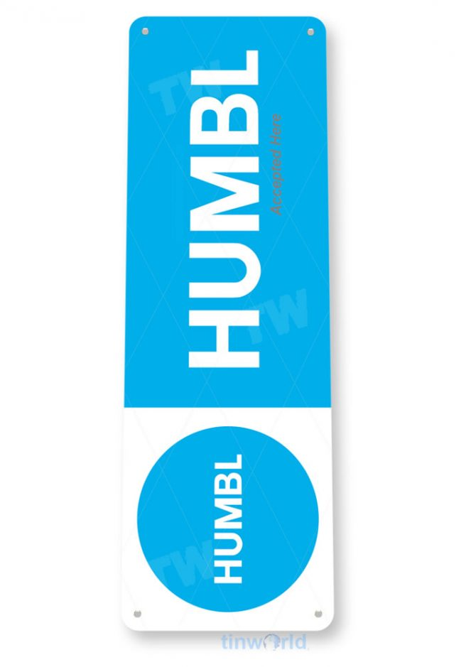 d131 humbl accepted here sign tinworld tinsign_com